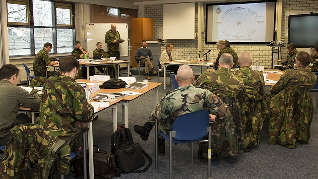 First NATO CIMIC Functional Specialist Course in 2015