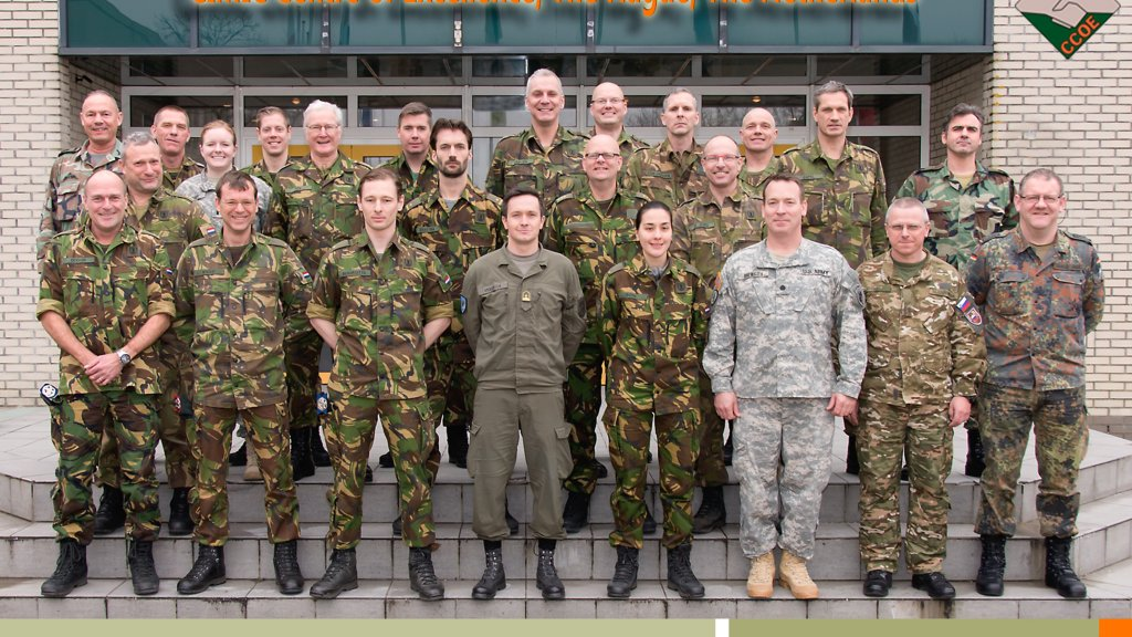 Functional Specialist – understanding implications of CIMIC work