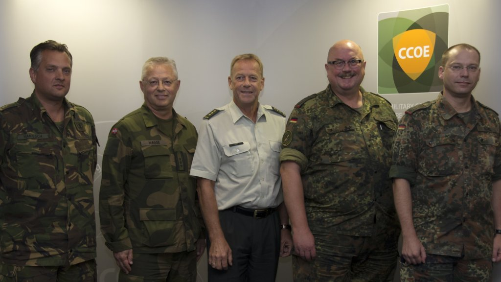CIMIC Commanders Round Table