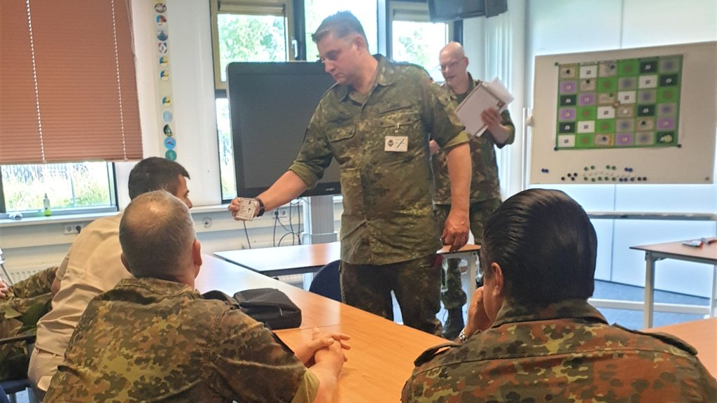 CIMIC Mozaic: teaming-up for the challenges of NATO Functional Specialist Course