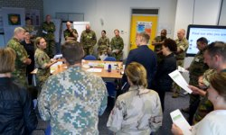 NATO CIMIC Field Worker / Staff Worker Course