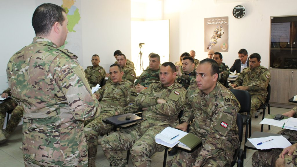 Lebanon: Putting CIMIC pieces together into the Pilot LAF CIMIC Basic Course