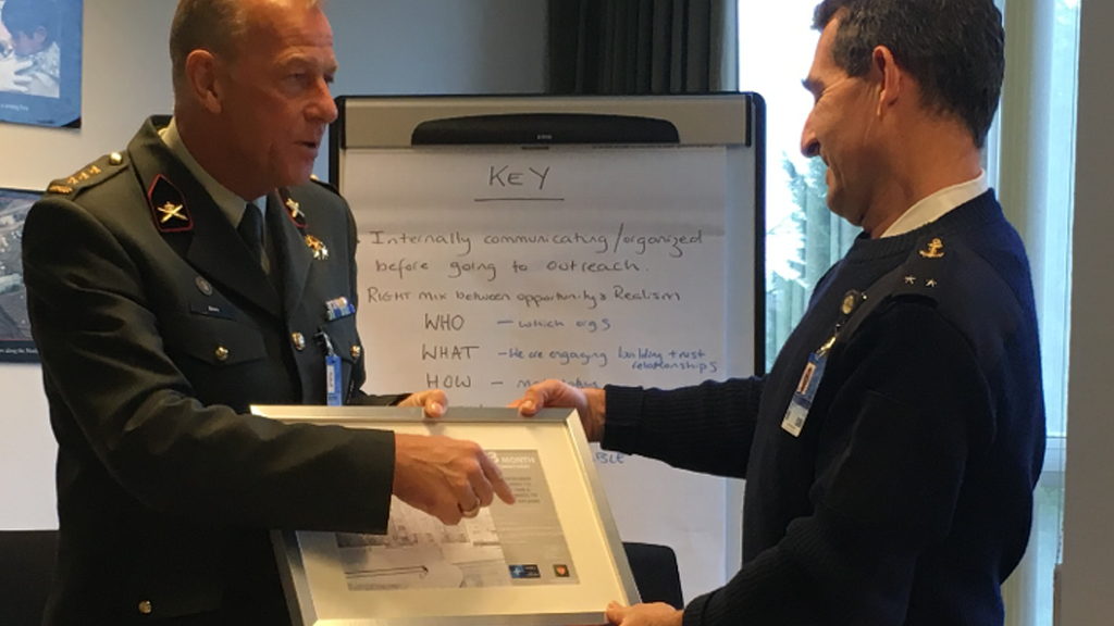 CMI Workshop report – recommendations for NATO's operational Headquarters