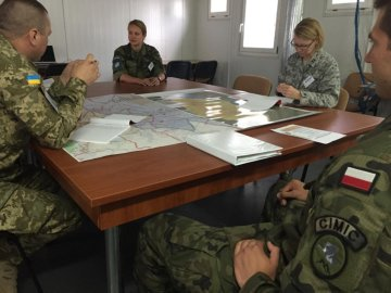CIMIC Course in Poland