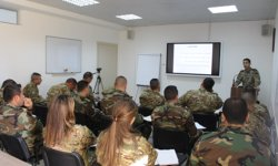 Lebanese Armed Forces - CIMIC Basic Course
