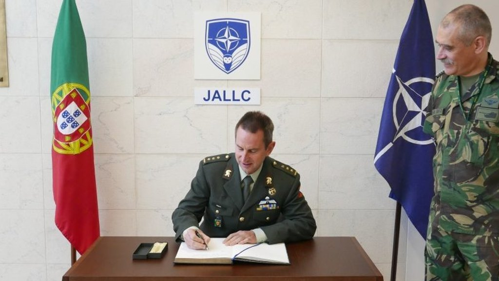 JALLC collaborates with NATO Centre of Excellence for Civil-Military Cooperation