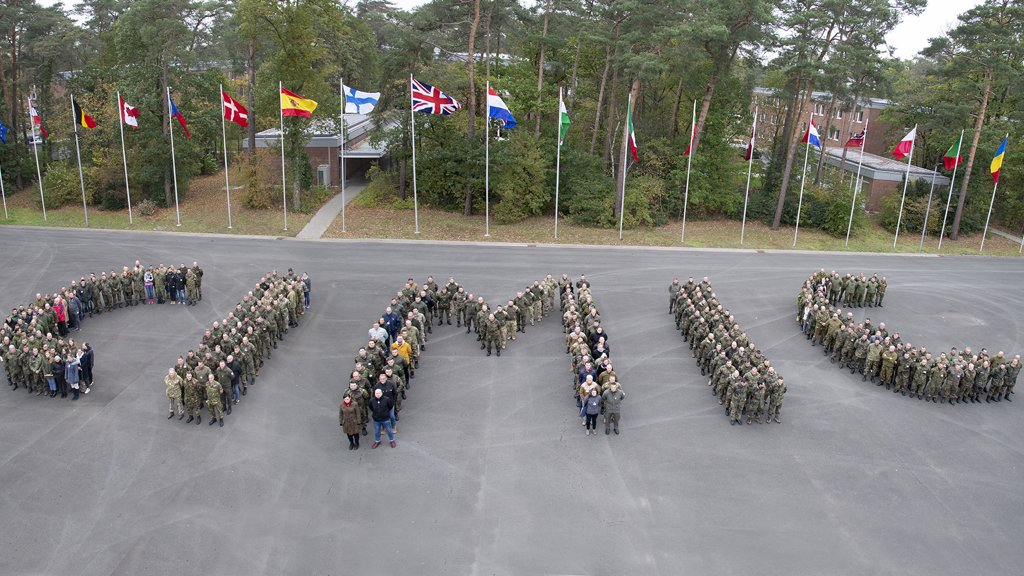 Joint Cooperation 2020 - the largest NATO CIMIC exercise takes place virtually