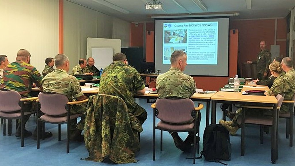 NATO CIMIC Courses running at the German CIMIC Competence Centre