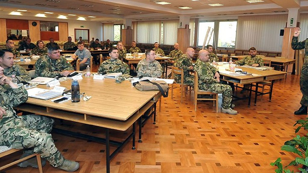 Budapest: A great place for CIMIC-Training