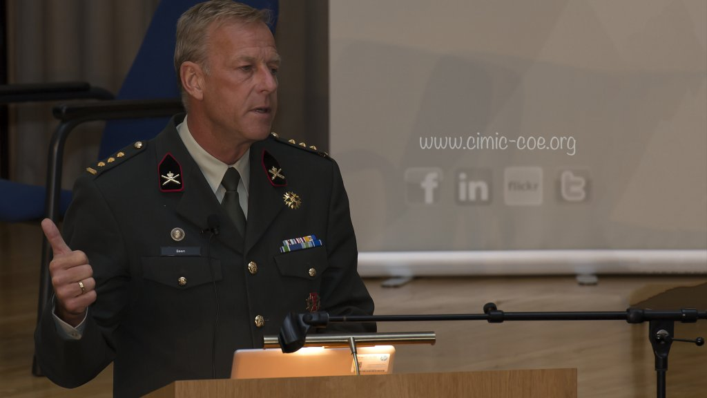 The CCOE changes its commander: Germany takes the lead