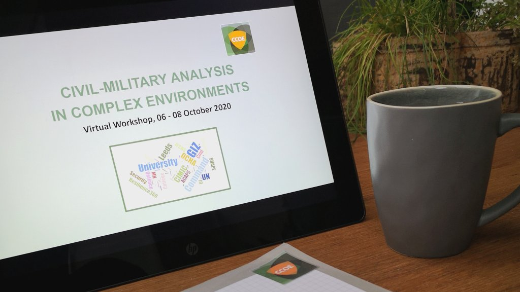 Civil-Military Analysis in Complex Environments